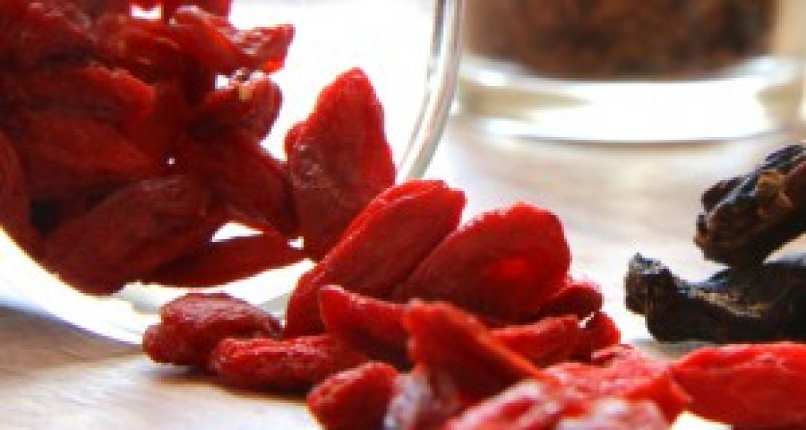 Goji Superfood Beere